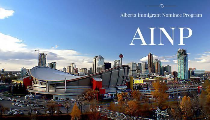 Alberta Immigrant Nominee Program (AINP)