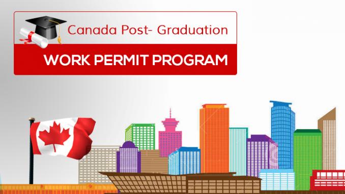 POST-GRADUATION WORK PERMIT PROGRAM FOR STUDENTS
